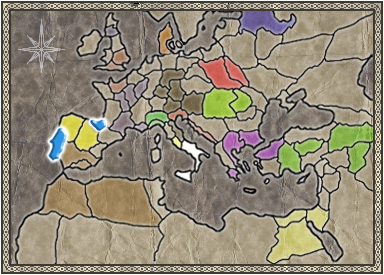 Portugal MTW Faction Total War Wiki - Portugal map wikipedia