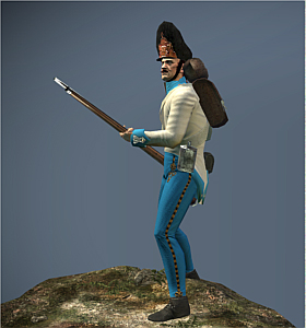 Hungarian Grenadiers (NTW unit) - Total War Wiki