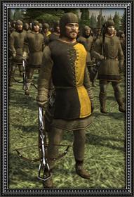 Crossbow Militia (M2TW unit) - Total War Wiki