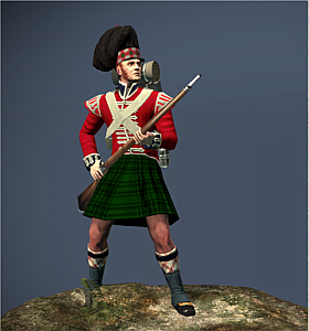 42nd Foot (The Black Watch)