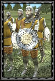 Swordsmen Militia (M2TW unit) - Total War Wiki
