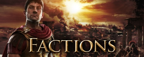 Factions in Total War: Rome II