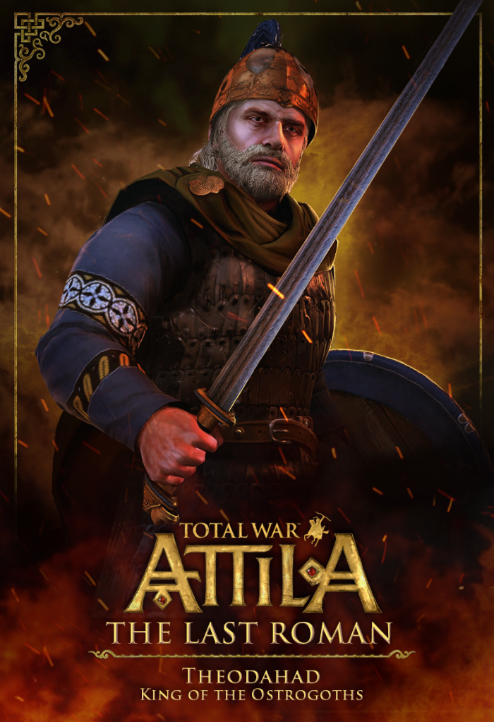 The Last Roman King of the Ostrogoths poster final.png