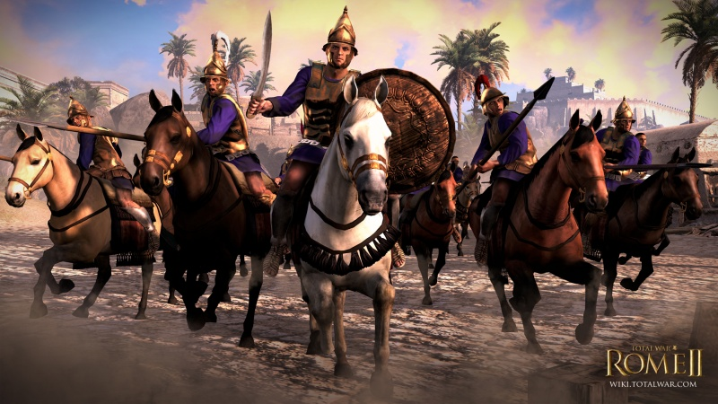 800px PonticRoyalCavalry سلاطین بازمی گردند | پیشنمایش Total War : ROME 2
