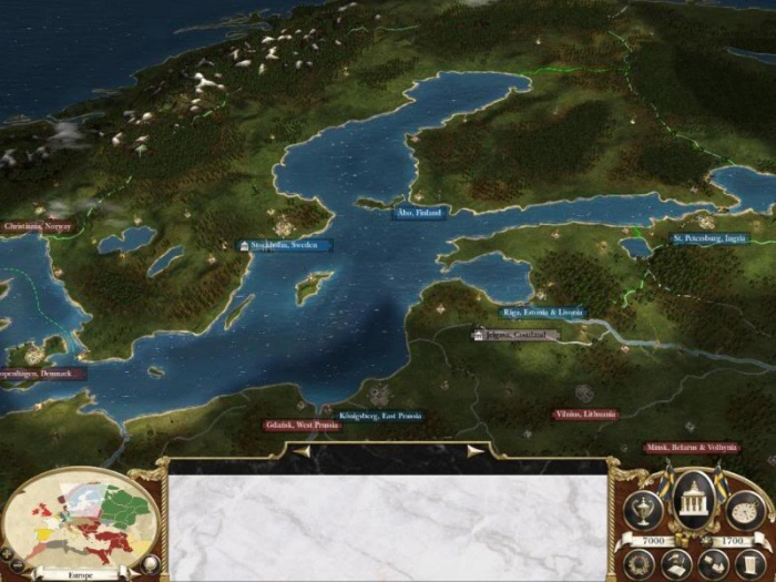 Spraetters Guide To Sweden ETW Community Guide Total War Wiki - Sweden map wiki