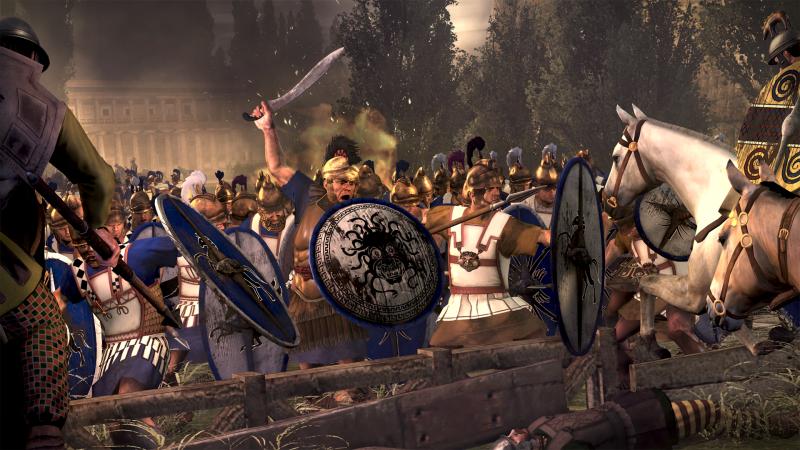 800px Athens سلاطین بازمی گردند | پیشنمایش Total War : ROME 2