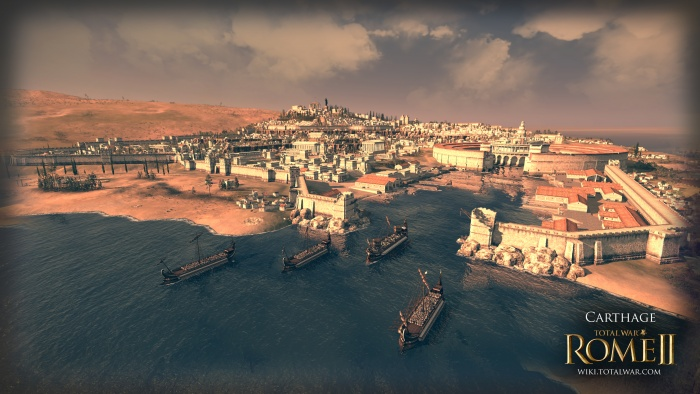 Capital Cities (TWR2) - Total War Wiki