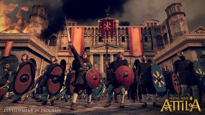 Western Roman Empire (TWA faction) - Total War Wiki