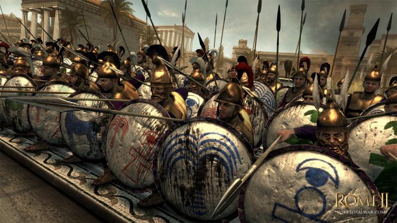 Древний Карфаген будет одной из фракций в Total War: Rome 2