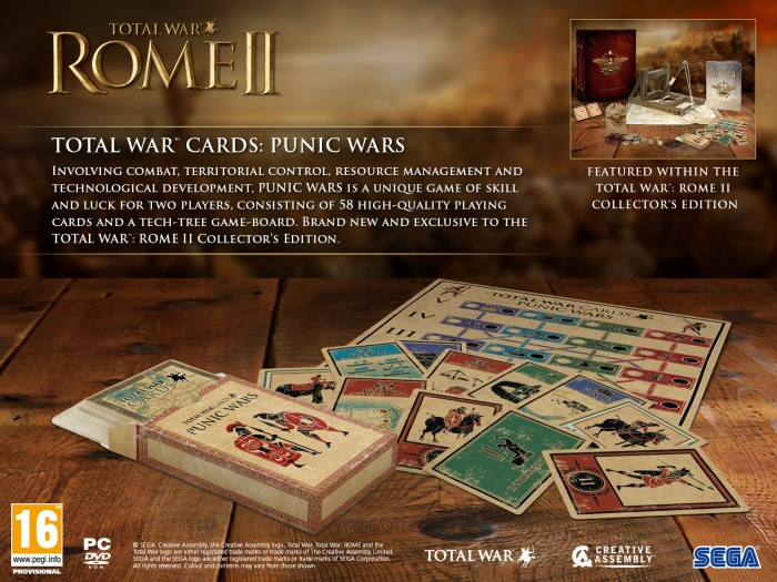 Rome 2 collectors edition, i was always curious did anybody buy.