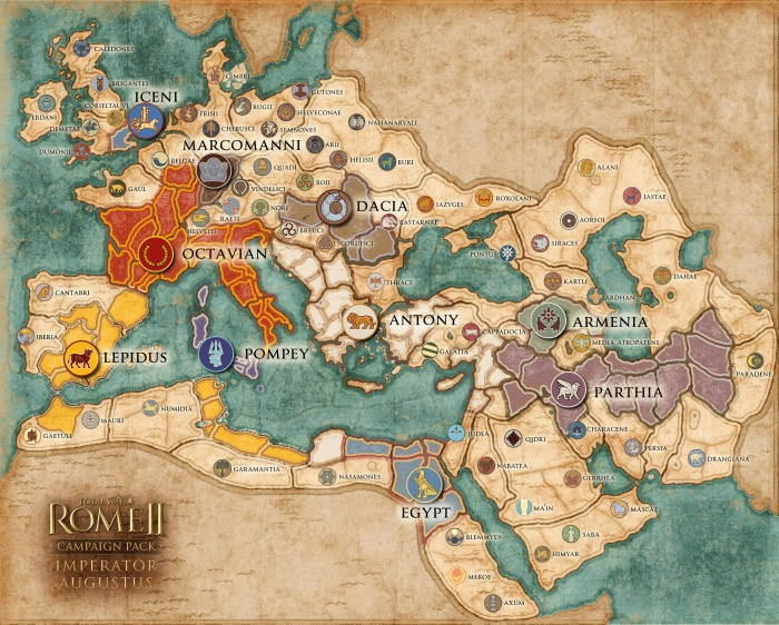 imperator augustus campaign pack total war wiki